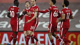 Klasemen Liga Inggris Usai Liverpool Kalahkan West Ham