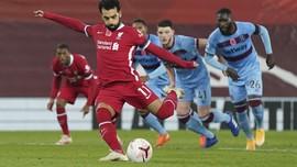 Hasil Liga Inggris: Jota Menangkan Liverpool Lawan West Ham