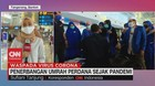 VIDEO: Penerbangan Umrah Perdana Sejak Pandemi