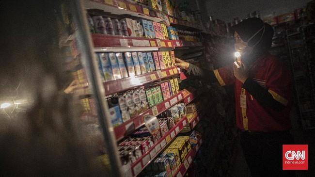Daftar Daerah Mati Lampu Akibat Gangguan Jaringan PLN di DKI