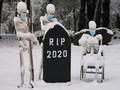 FOTO: Perayaan Halloween di Penjuru Dunia Saat Pandemi