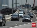 Tarif Baru Tol Jakarta-Cikampek Berlaku Dini Hari Nanti