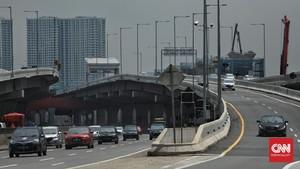 Tarif Tol Jakarta-Cikampek Naik Mulai Hari Ini