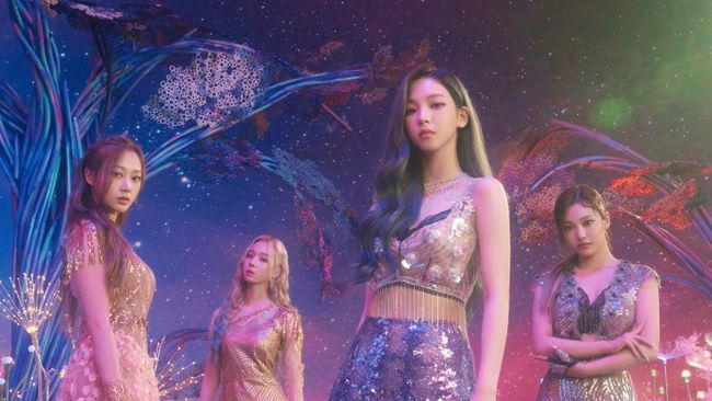 Agensi artis K-Pop SM Entertainment umumkan girlband aespa umumkan comeback Mei 2021.