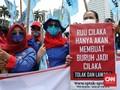 Buruh Akan Demo Setiap MK Gelar Sidang UU Cipta Kerja