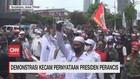 VIDEO: Demo Kecam Pernyataan Presiden Perancis di Surabaya