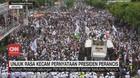 VIDEO: Massa Aksi Demo Desak Dubes Perancis Dipulangkan