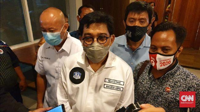 Machfud Arifin-Mujiaman menghormati putusan MK yang menolak sengketa Pilkada Surabaya. Gugatan ini dinilai bukan soal menang kalah.