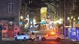 FOTO: Horor Penusukan Malam Halloween di Kanada