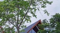 <p>Rumah baru Hamish dan Raisa ini juga tampak sejuk karena dikelilingi pepohonan. (Foto: Instagram @hamishdw)</p>