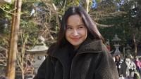 <p>Makin besar, kecantikan Satine Zaneta makin mencuri perhatian ya. Bunda setuju? (Foto: Instagram @satinezaneta)</p>