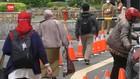 VIDEO: Libur Panjang Usai, ASN Pemprov DKI Terlambat Masuk