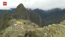 VIDEO: Machu Picchu Dibuka Lagi, Incar Wisatawan Lokal