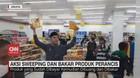 VIDEO: Aksi Sweeping dan Bakar Produk Perancis