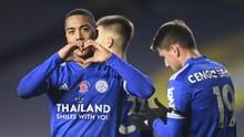 Leicester vs Chelsea, Bukti Nyata Ancaman The Foxes