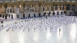 Kemenag: Arab Saudi Hentikan Sementara Visa Umrah Indonesia