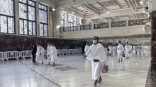 Batas Usia Calon Jemaah Umrah Dikabarkan Naik Jadi 60 Tahun