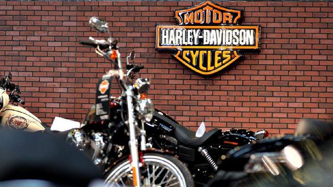 Harley-Davidson menorehkan penjualan yang cukup baik di tengah pandemi Covid-19.