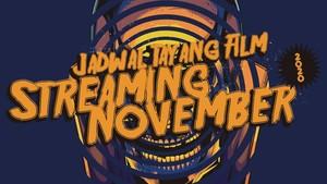 INFOGRAFIS: Jadwal Tayang Film Streaming November 2020