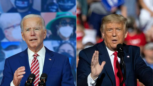 Presiden AS Joe Biden menganggap sidang pemakzulan mantan Presiden Donald Trump harus dilaksanakan terlepas dari sejumlah tantangan