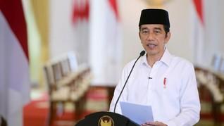 Jokowi: UU Cipta Kerja untuk Investasi Berkualitas UMKM