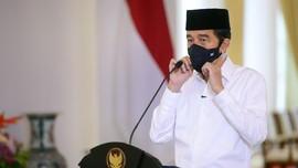 Persentase Sembuh Covid-19 Naik, Jokowi Minta Jangan Terlena