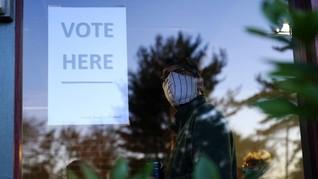 'Palu-Arit' Teror Kandidat Kongres AS Jelang Pemilu