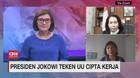 VIDEO: Presiden Jokowi Teken UU Cipta Kerja