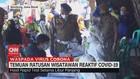 VIDEO: Ratusan Wisatawan Reaktif Covid-19 di Jabar