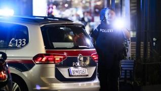 Pelaku Penembakan di Wina Simpatisan ISIS