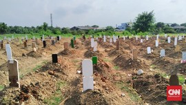 WHO: Angka Kematian Covid RI 3,4%, Data Tak Penuhi Standar
