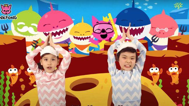 Video musik Baby Shark versi bahasa Inggris memecahkan rekor sebagai video yang paling banyak ditonton di YouTube saat ini.