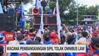 VIDEO: Wacana Pembangkangan Sipil Tolak Omnibus Law