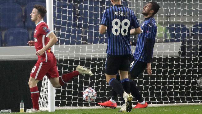 Jurgen Klopp menegaskan Liverpool tidak akan terbuai oleh kemenangan 5-0 atas Atalanta jelang duel Liga Champions di Anfield.