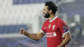 Negatif Corona, Salah Berpeluang Main di Liga Champions