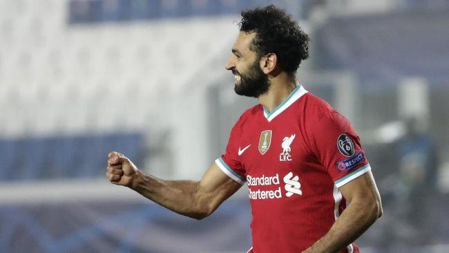 Mohamed Salah masih di puncak daftar top skor Liga Inggris dengan 13 gol. Dia ditempel So Heung-min, Jamie Vardy, Dominic Calvert-Lewin dengan selisih dua gol.