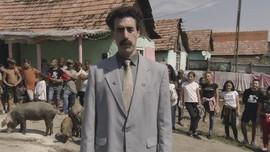 Menang Golden Globe 2021, 'Borat' Terima Kasih ke Kulit Putih