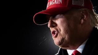 Twitter Tandai 11 Cuitan Trump Menyesatkan Terkait Pilpres AS