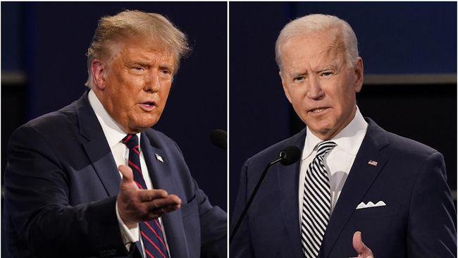 Sejumlah pejabat dan mantan pejabat pemerintahan Trump dikabarkan diam-diam mulai menghubungi anggota tim transisi Joe Biden.