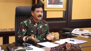 Panglima Temui Tokoh Papua di Timika, Pengamanan Diperketat
