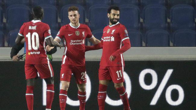 Pemain Liverpool mendominasi daftar calon peraih penghargaan Best FIFA 2020 dengan menempatkan empat nama.