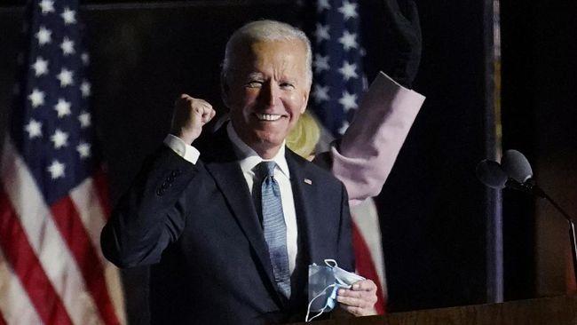 Joe Biden umumkan calon menteri kabinet sampai kritik Paus Fransiskus soal penanganan pandemi.