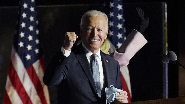 Joe Biden disebut akan membicarakan mengenai rencana kepemimpinannya dan situasi terkini dalam pidatonya.