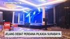 VIDEO: Jelang Debat Perdana Pilkada Surabaya
