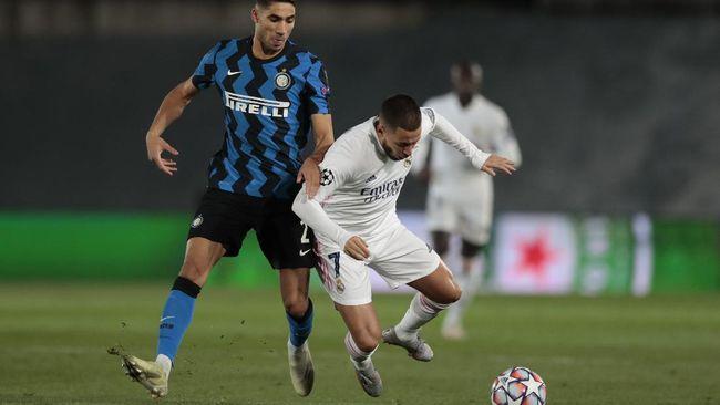 Real Madrid dibayangi rekor buruk kala bertamu ke  markas Inter Milan dalam matchday keempat Liga Champions.