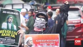 Bayan Safar Rizieq Dibatalkan, Pulang via Perpanjangan Visa