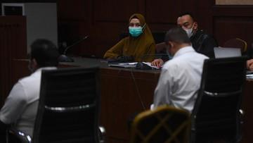 Saksi dalam sidang dengan terdakwa Pinangki Sirna Malasari, Rahmat, mengaku dekat dengan Wakil Presiden RI Ma'ruf Amin.