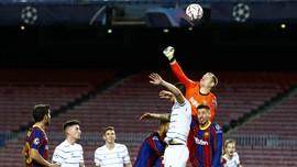 Barcelona Beruntung Punya Ter Stegen