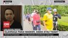 VIDEO: Olahraga Pakai Masker, Aman Atau Tidak