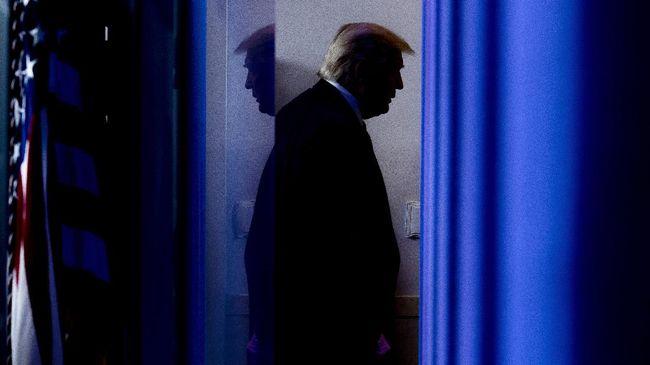 Presiden AS Donald Trump mengatakan jika Amandemen ke-25 tidak memengaruhi dirinya di sisa masa jabatannya sebelum pelantikan Joe Biden pada 20 Januari.